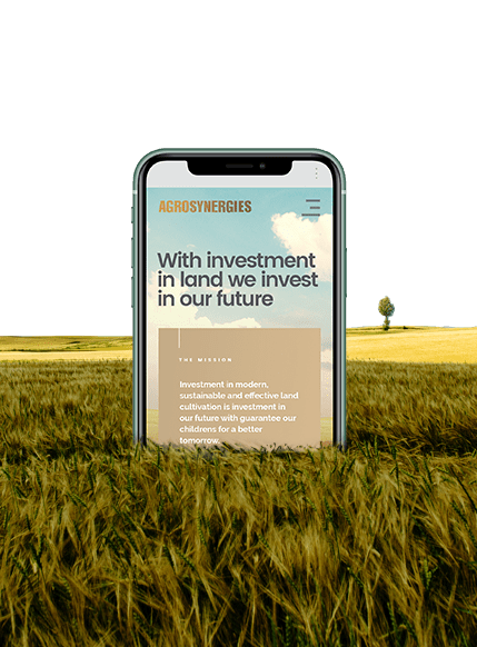 Agrosynergies website